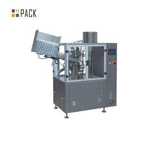 Гоо сайхны зориулалттай үйлдвэрлэлийн хуванцар хоолой дүүргэх битүүмжлэх машин