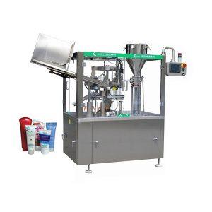 Автомат зөөлөн арьсны тос хоолойн бөглөх ба битүүмжлэх машин