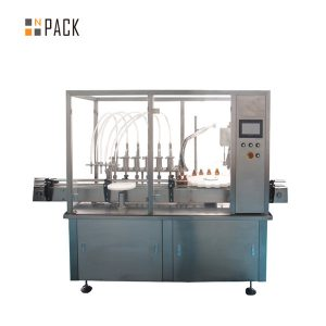 Monoblock жижиг автомат эфирийн тос дүүргэх машин