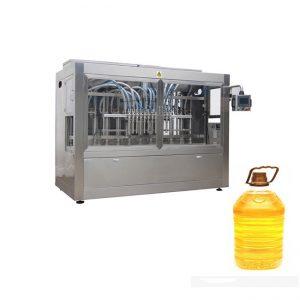 Бүрэн автомат гичний далдуу модны тос дүүргэх сав баглаа боодлын машин