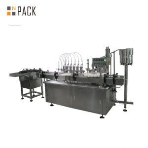 10ml & 60ml үйлдвэрийн үнэ E шингэн лонх дүүргэх машин